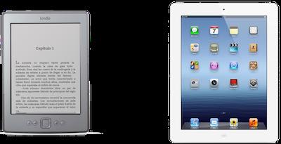 ebook o tablet que es mejor
